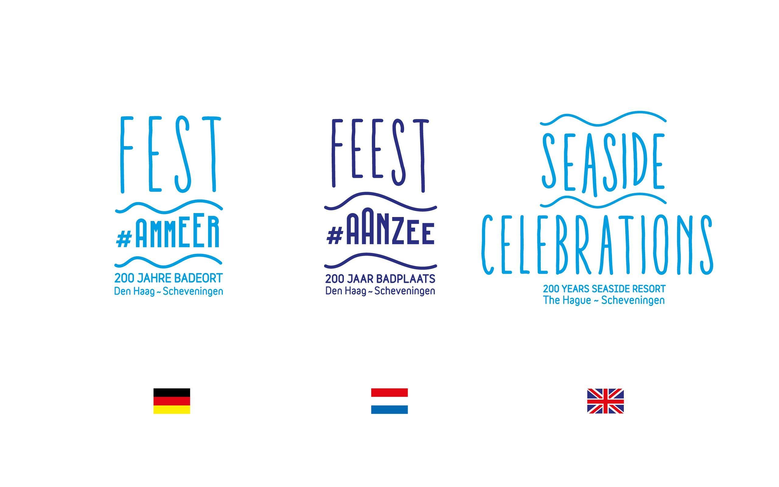 Feest aan Zee logo