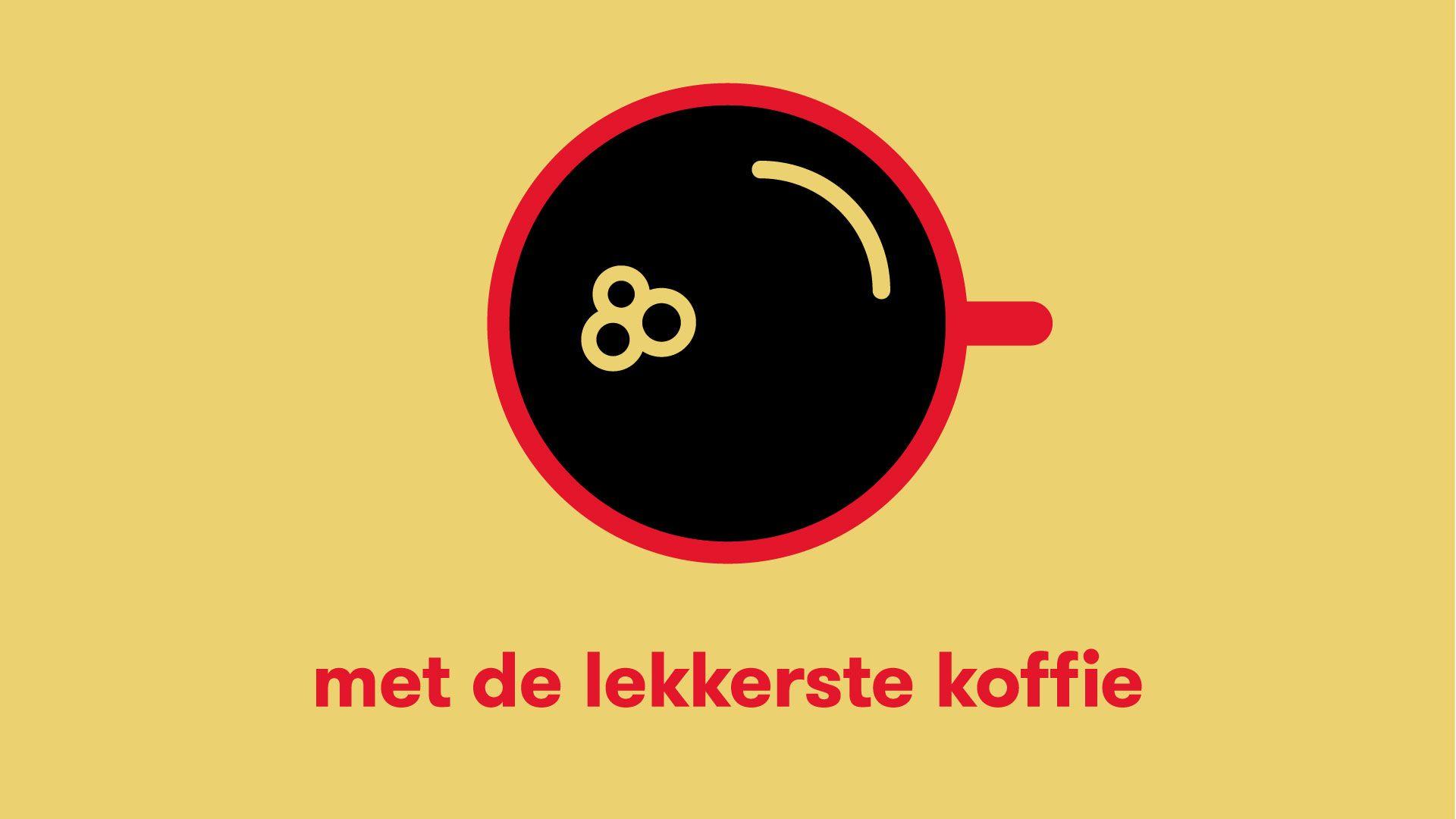 FIlmhuis Den Haag, campagne beeld, Koffie krantje croissantje