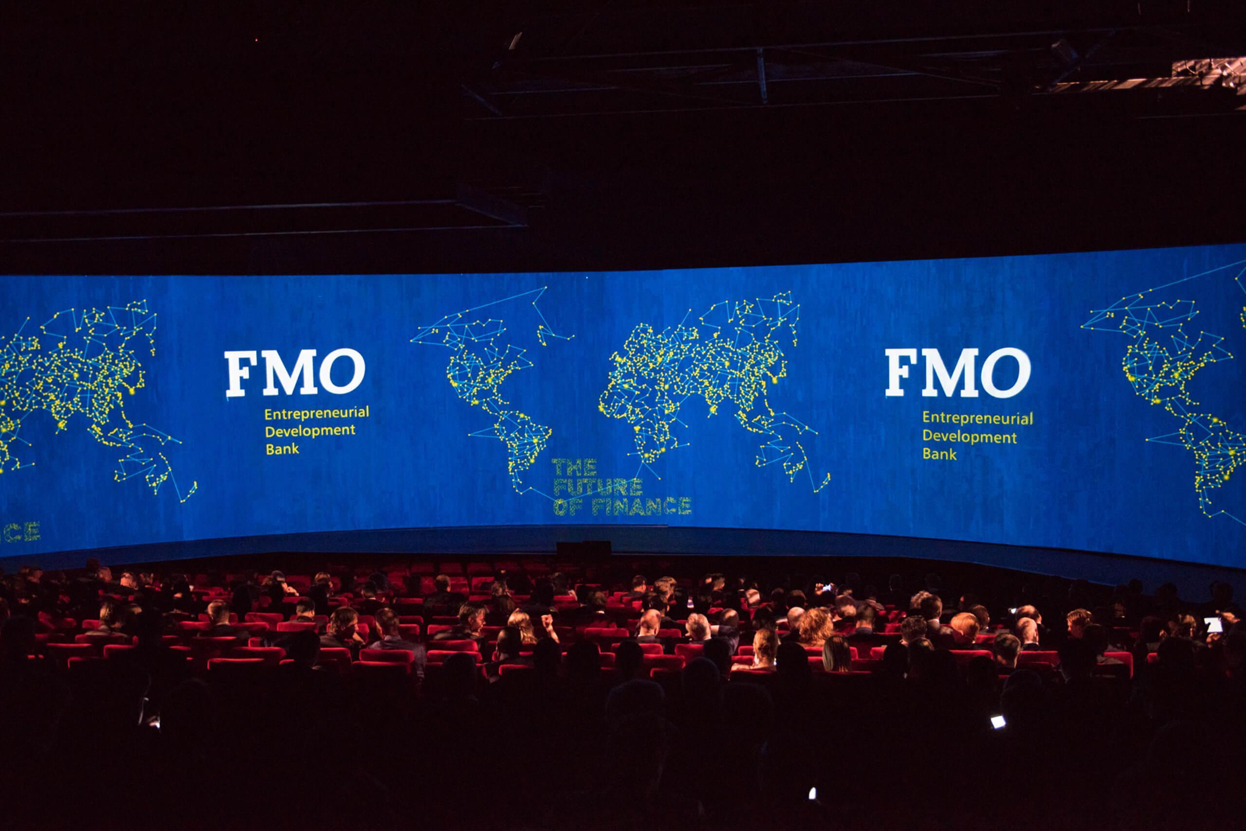 Future of Finance , FMO, Studio Duel