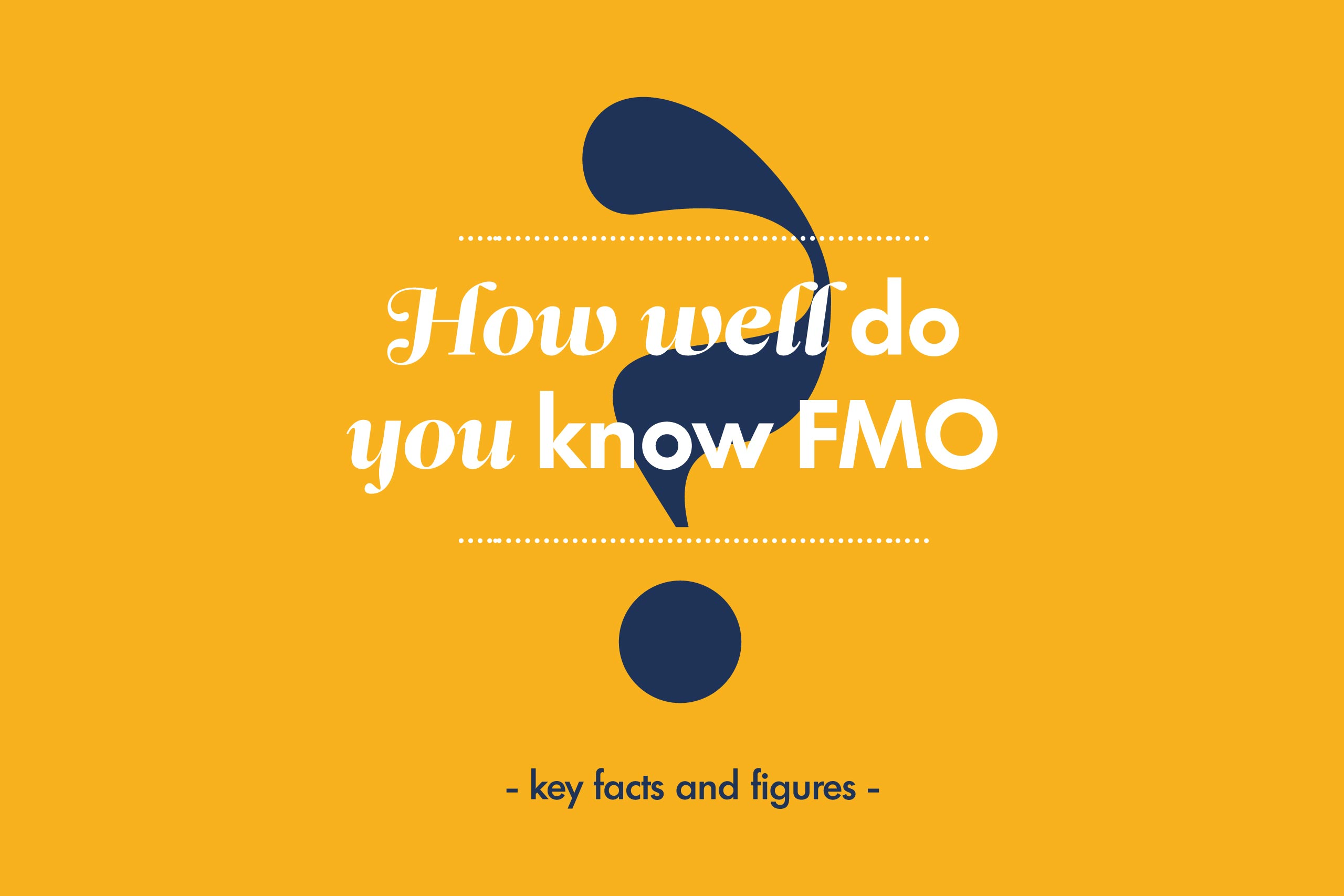 FMO, facts and figures, Studio Duel