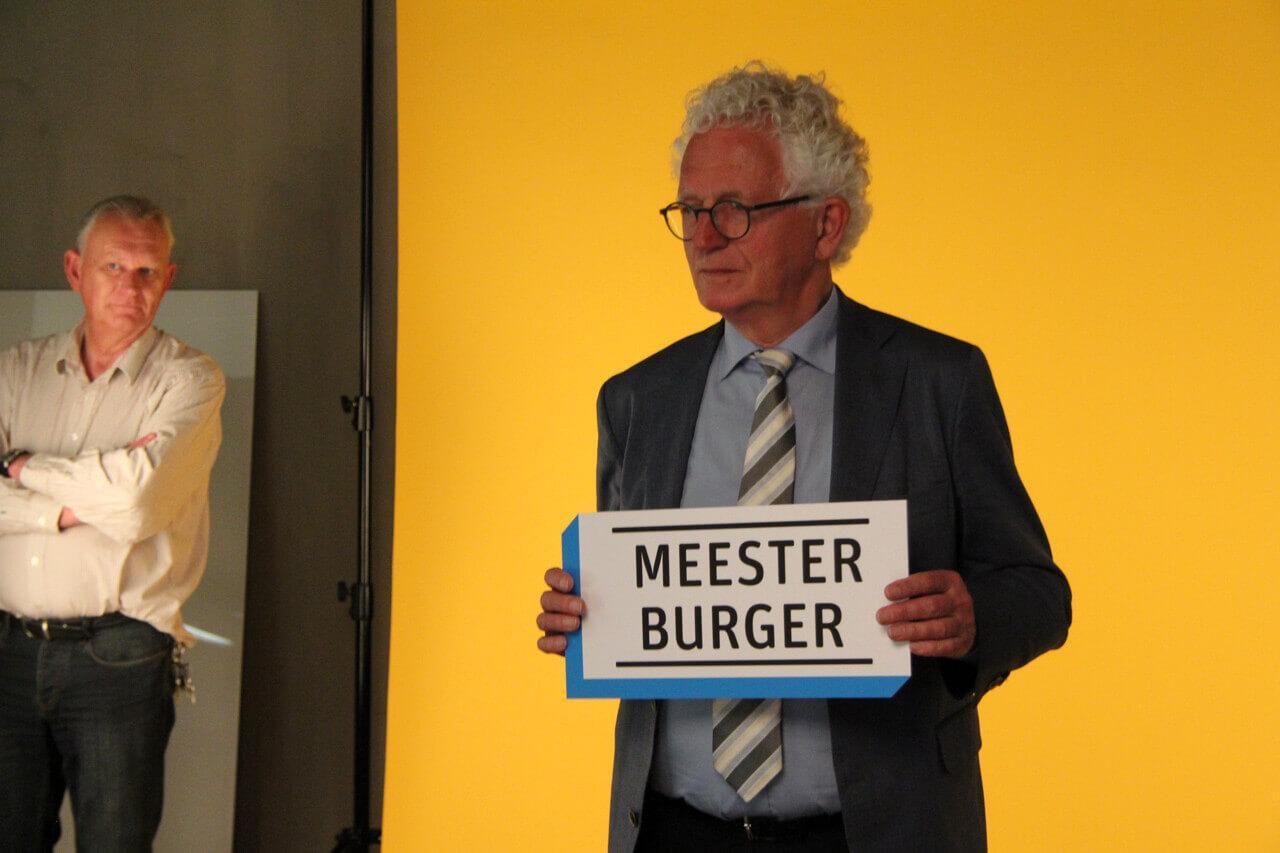 Meesterburger prijs 2015, ProDemos, Studio duel