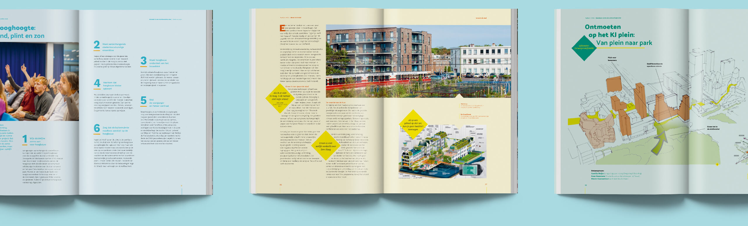 Magazine Plaform Stad, Studio Duel