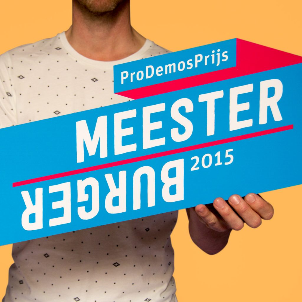 ProDemos / Meester Burger*Ace Citizen