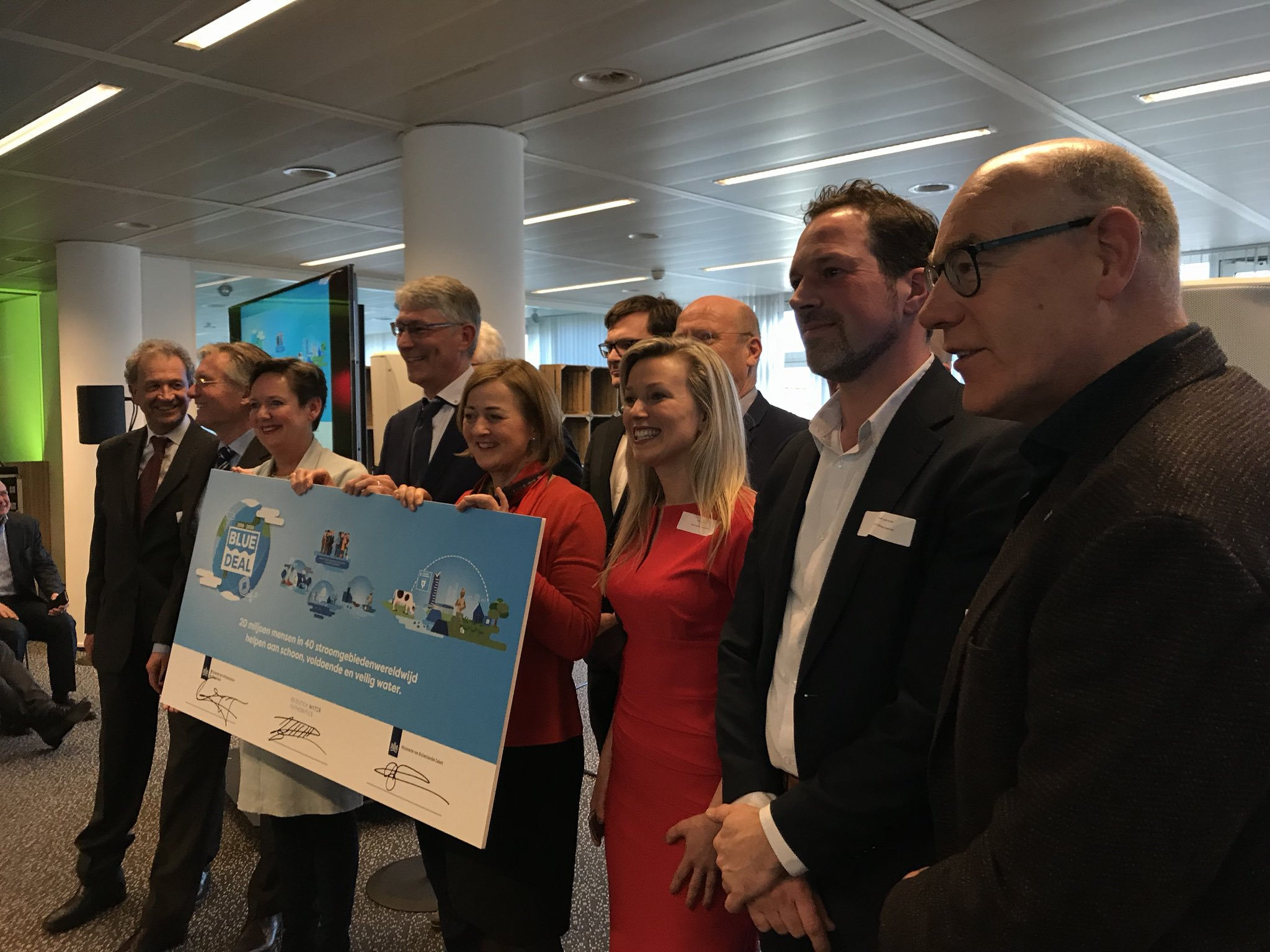 Unie van Waterschappen/ Blue Deal/ Identiteit