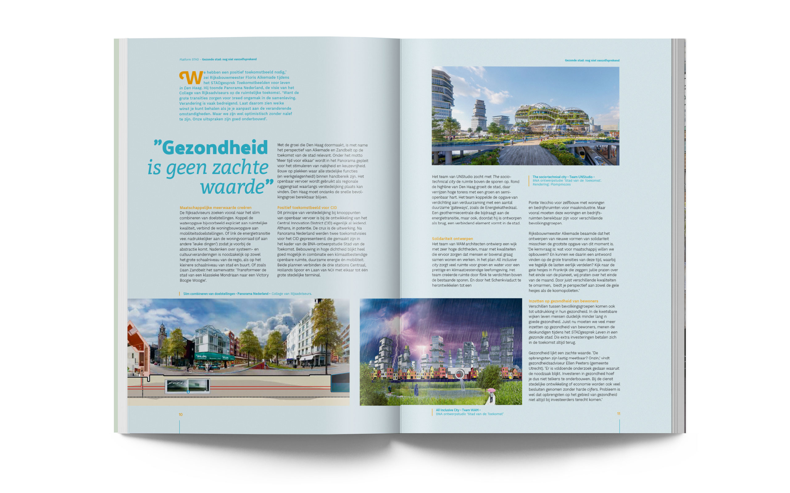 Magazine over stadsverdichting