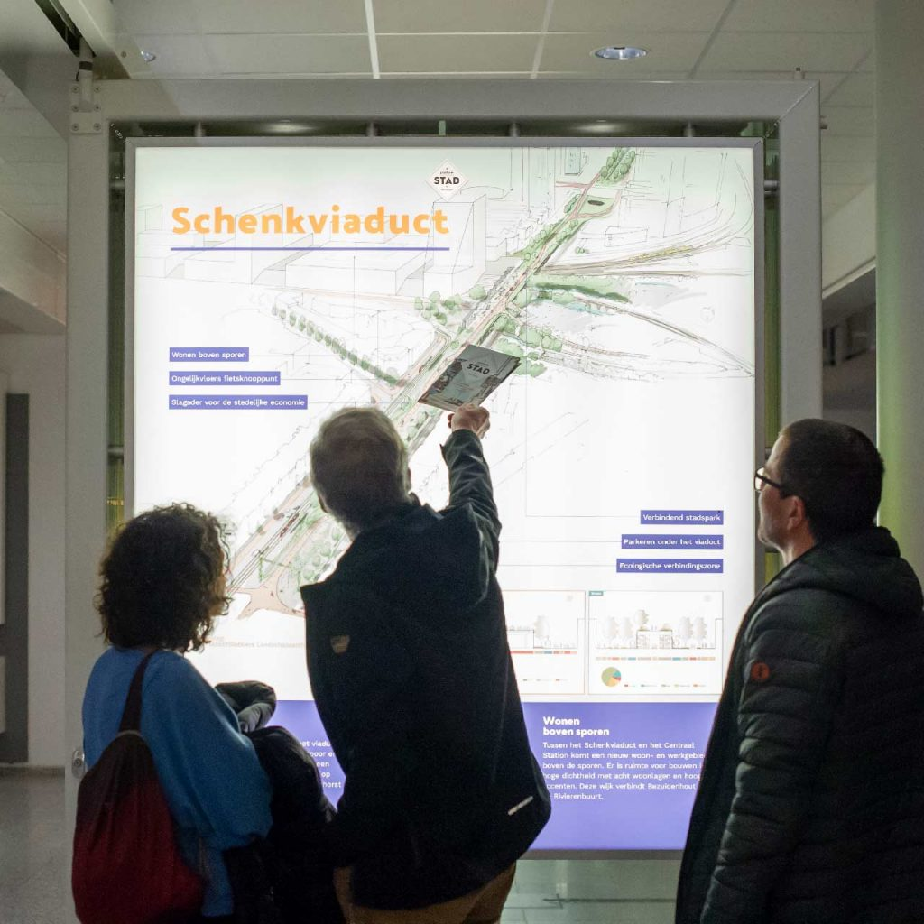 Platform STAD / Exhibition mobility
